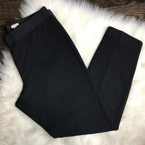 J. Crew Size 6 Pixie Pants Black
